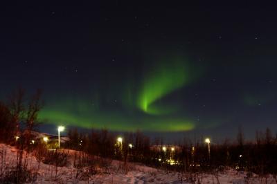 オーロラ直行便で北欧へ1 スウェーデン編