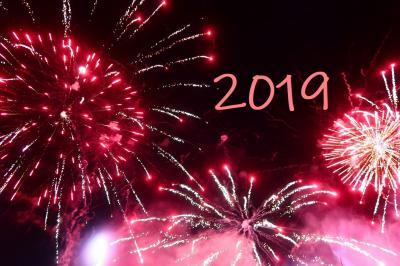 ☆2019年お正月☆明けましておめでとうございます