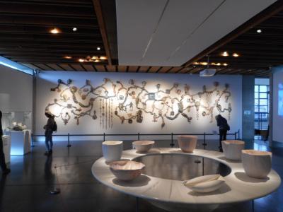 クリスマスin台湾(残念ながら雨)(1)「新店風景区」「鶯歌陶器博物館」見学