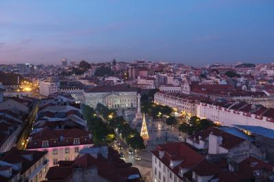 アズレージョ瞬く西の果てへ☆ポルトガルそしてパリ 17日間〈2〉黄昏に染まる街(リスボン#2)