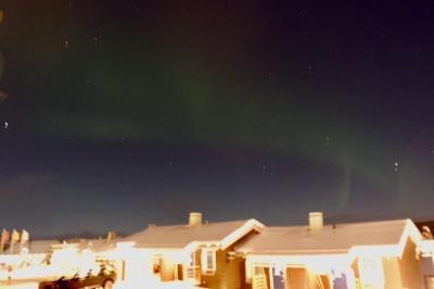 オーロラ直行便で北欧へ2 キャンプ・リパン編