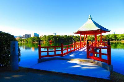 2018 晩秋の福岡へ・・・4日目最終日 大濠公園~福岡市博物館~福岡空港