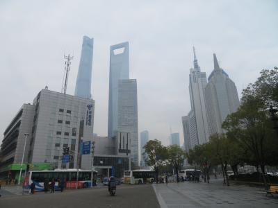 30数年ぶり上海観光2日目