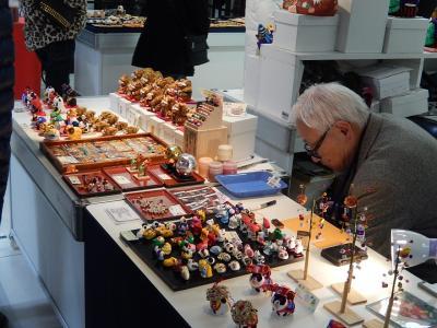 東武百貨店で第17回日本の職人店を見る