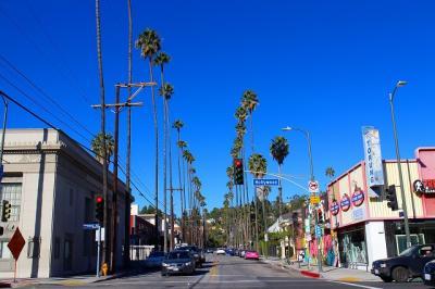 ぴこたび年の瀬ロサンゼルス2018☆~【8】グレンデールとパームツリーの迷い道