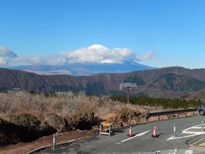 今年最後の家族旅行で箱根へ⑨大涌谷~早雲山~強羅(作成中)
