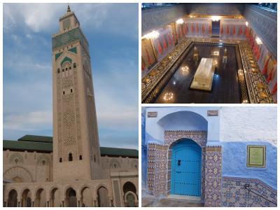 モロッコ周遊10日間[1]出発からシャウエンまで