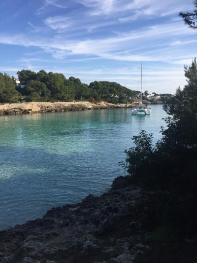 マヨルカ島4泊5日の旅 4日目 Palma → Castelló de Bellver/cala d'or