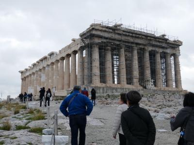 ギリシャ6日間(1)~アテネ~カランバカ