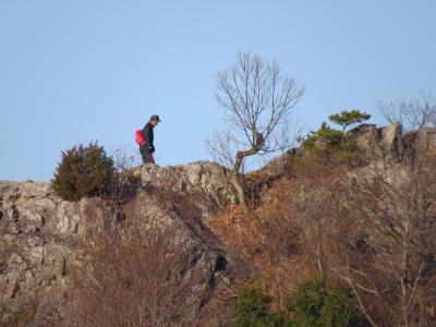小野アルプス・惣山~紅山を走破