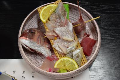 休暇村紀州加太に家族集合 ~天然真鯛と砲台跡、めでたいでんしゃ~(和歌山)