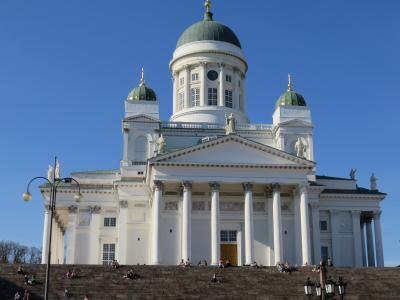 初めての海外旅行 フィンランド ヘルシンキ&タンペレ 1&2日目