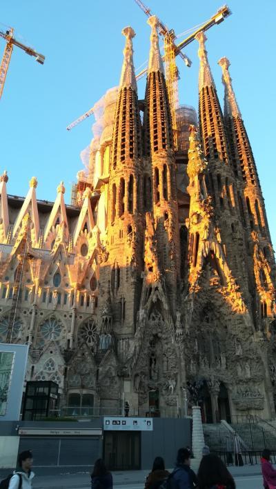 ハローアゲイン‼️ Barcelona 😄😄😄