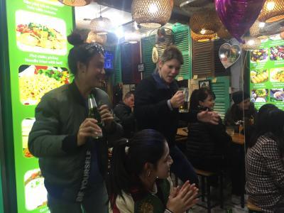 年越しベトナム2018-2019⑤ハノイでカウントダウンパーティー!