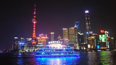 """年末年始、ほぼ""""ぼっち""""の上海④「市内観光・14年前と比較してみて格段に進化している件」"""