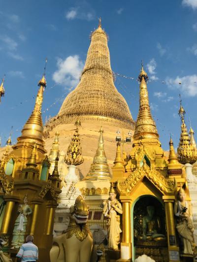 【6歳8歳子連れ海外】ミャンマーで友人と再会!人の優しさに触れた旅【ヤンゴン篇】