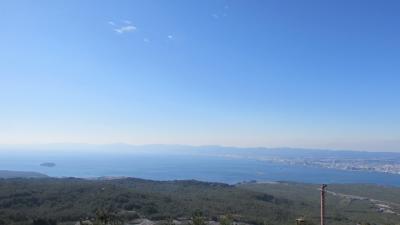 新年の初登山は開聞岳へ