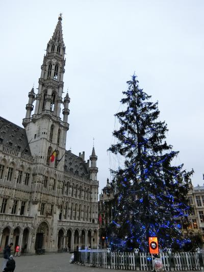 2018~2019年 年末年始 ベルギーの旅 4日目 最終日そして帰国