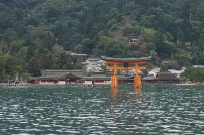 年末は久しぶりの宮島・厳島神社へ(1)まずは島内観光