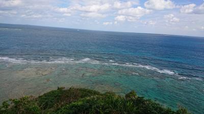 年末年始は、暖かい沖縄へ!