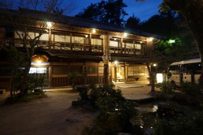 年末は長女に会いに広島へ(2)宮島、岩惣旅館