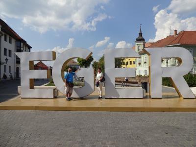 大好きな国 ハンガリー (3) エゲルなど