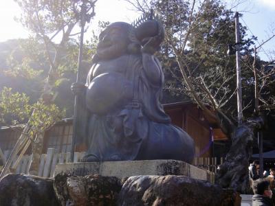 謹賀新年2019 三福詣り+多太神社