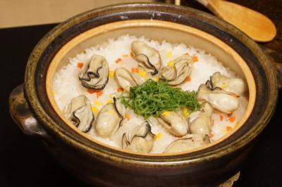 年末は広島、宮島滞在(3)お食事編。まめ福と岩惣