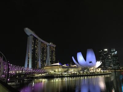 クアラルンプール・シンガポール旅行記 Vol.2 シンガポール編