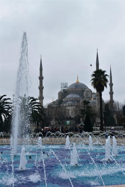 サラエボに帰る途中でちょっとだけイスタンブール その3
