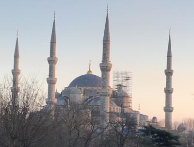 魅惑のトルコ(イスタンブール)