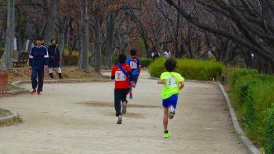 第68回伊丹市民駅伝競走大会・・・見学させてもらいました。