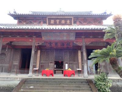 九州縦断旅(35)長崎の興福寺