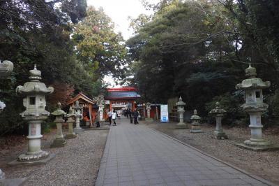 息栖神社に初詣に行きました。[2019](1)