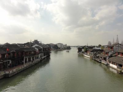 初めての上海旅行!