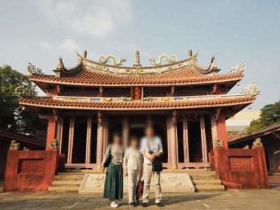台湾シニアの旅~アラフィフな私と80前後の両親+22歳甥っ子の3世代で台北&台南に行ってきたよ~