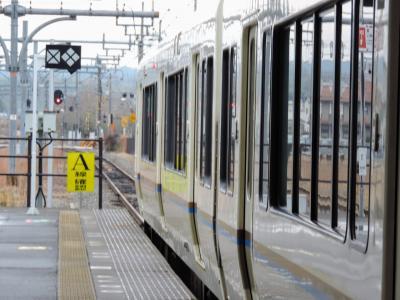 冬 青春18旅 Part.1-2> 「今、いにしへの都へ 奈良&京都を巡る旅」 (関西本線完乗&奈良観光の巻)