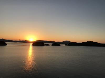 正月の格安小豆島旅行