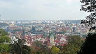 スターアライアンス ビジネスクラスで行く3週間で世界一周(31)「プラハ2日目 ヴルタヴァ川・マラーストラナその1」