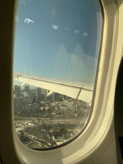 JALで行く 5泊7日カリフォルニア放題!①サンディエゴからアナハイムへ海外初運転!