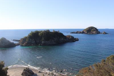 南紀へ遠乗りドライブ③  田辺~枯木灘海岸~串本・潮岬