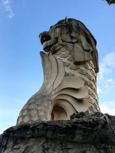 シンガポール③セントーサ島、フェスティブホテル、セグウェイ、マレーシアンフードストリート、シロソ砦