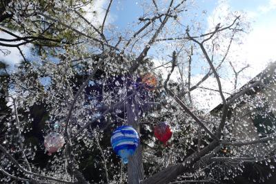 秋の優雅な箱根旅行♪ Vol.19 仙石原:ガラスの森美術館 紅葉ときらめくガラスの競演♪
