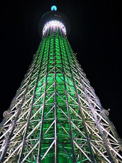 東京スカイツリー  ソラマチ クリスマスマーケット2018 開催 ☆多彩な商店-軒つらねて
