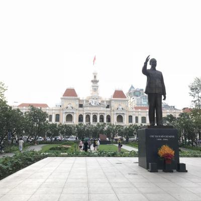 24年ぶりの海外一人旅はベトナムホーチミンからスタート(1日目)