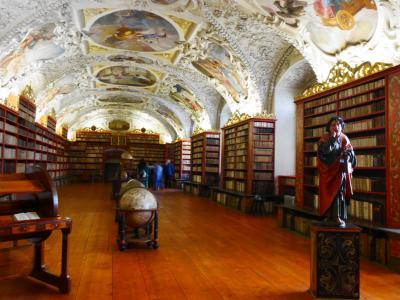 チェコ・オーストリア ひとり旅②-2日目:プラハ~チェスキークルムロフ-