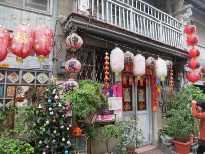 2018 年末年始バンコクにも家ができました27 ~台南・神農街をブラブラ散歩~