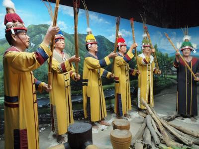 2回目の台湾旅No.15<屏東1>屏東から台湾好行に乗って「台湾原住民族文化園区」へ 台湾原住民の文化を知ろう