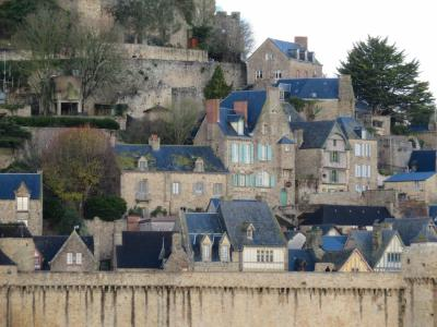 パリへ。ハルキとかおるの一週間の旅 ~モンサンミッシェルからパリへ~