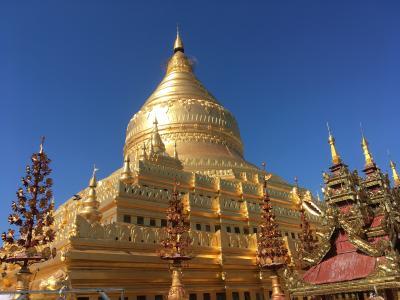 平成最後は他人にも自分にも優しい国へ~ミャンマー3日目、23日、幻想的な町を巡る。前編!~